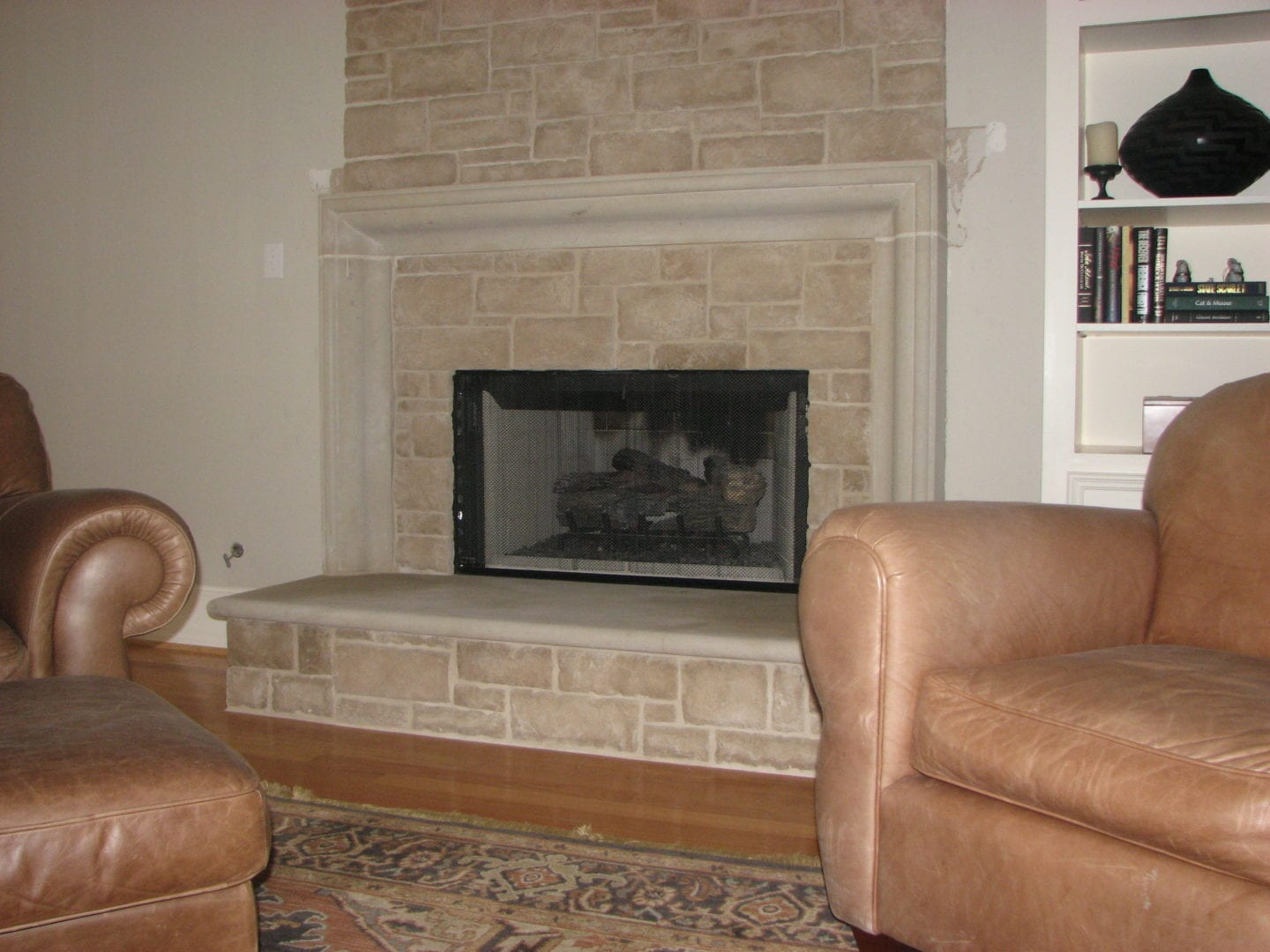 Fireplace | Stone Repair serving Houston-Metro Area
