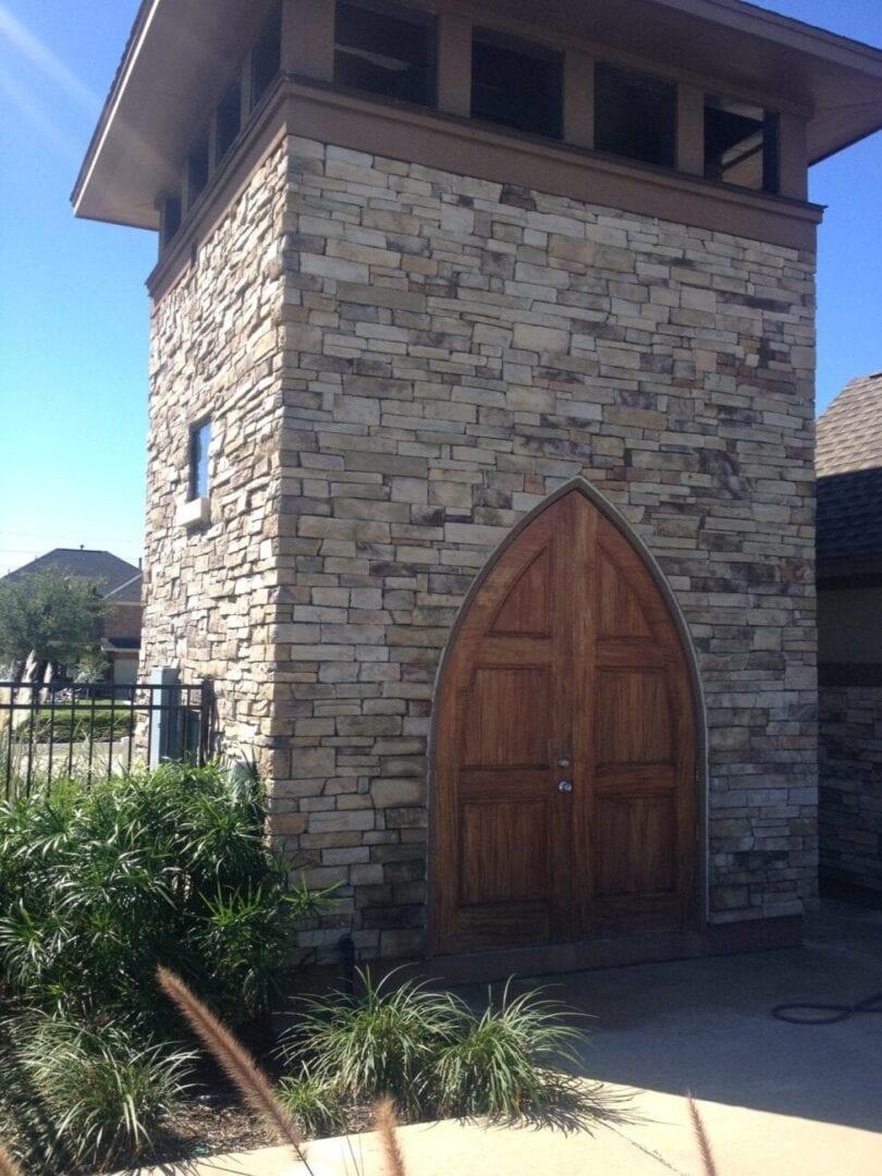 Brink Entryway | Brick Repair serving Houston-Metro Area