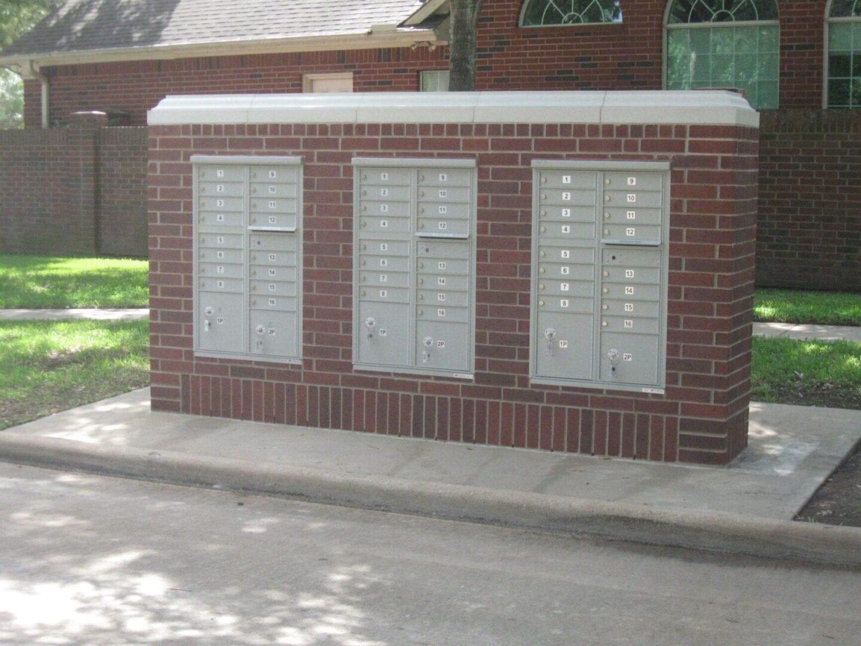 Brink Mailbox | Brick Repair serving Houston-Metro Area